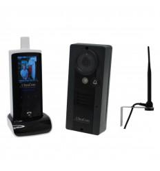 UltraCom drahtlose Video-Türstation 200 & Rundantenne