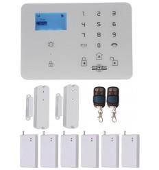 KP9 3G oder 2G GSM drahtloses Alarm Kit G