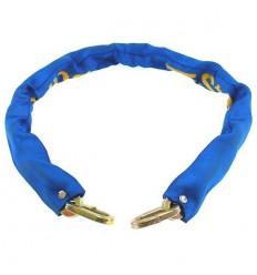 Sicherheitskette aus 8mm gehärtetem Borstahl (0,9m lang)