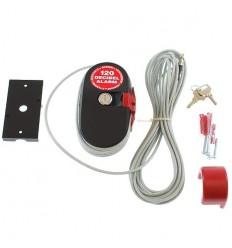 10 m Kabelschloss mit Alarm (6798)