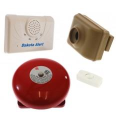 Daktota Alarm mit Alarmklingel