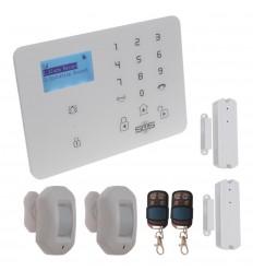 KP9 3G oder 2G GSM Tierfreundlicher Alarm Kit H
