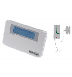 Smart Wireless Alarm with Built in Telephone Dialler & Garage Door Magnetic Contact.