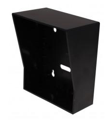 Zusätzliches Außengehäuse für die Türstation der UltraCom Funk-Gegensprechanlage in Schwarz