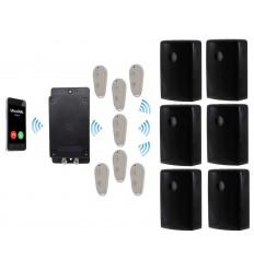 UltraDIAL 3G GSM Alarmgerät mit 6x BT PIR