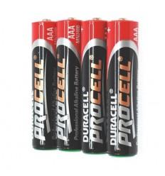 4 x AAA Batterien