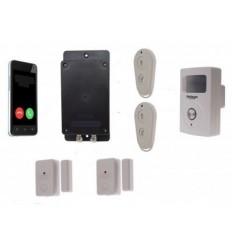 UltraDIAL 3G GSM mit Türöffnungsalarm & PIR