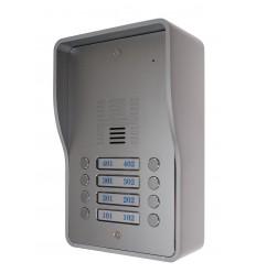 8 X Wohnungen GSM Gegensprechanlage