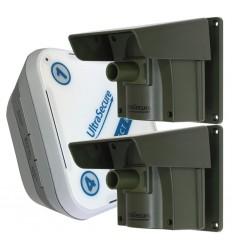 Protect 800  Alarmsystem mit 2x PIR's
