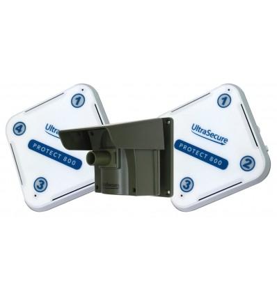 Protect 800 mit 2 x Empfänger und 1 x PIR mit Kappe