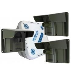 Protect 800  Alarmsystem mit 3 x PIR's