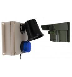 Protect 800 mit PIR (mehreren Deckeln) & Aussensirene und Blitz