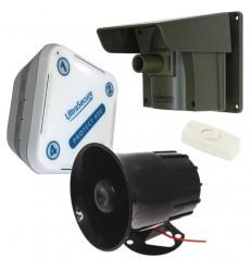 Protect 800 mit mehreren Deckeln & kabelgebundene Sirene