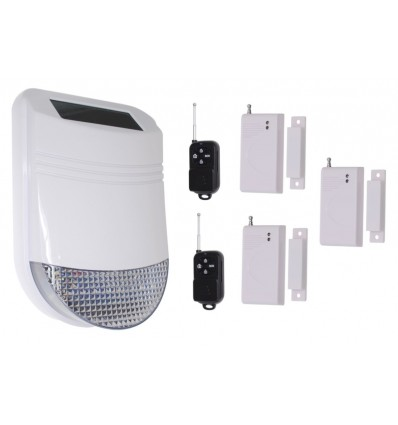 HY Alarm Kit1