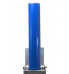 Blauer TP-200 versenkbarer Sicherheits- und Parkpfosten