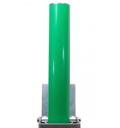 Grüner TP-200 versenkbarer Sicherheits- und Parkpfosten