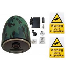 Battery 4G CCTV Camera Kit