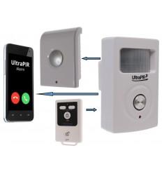 UltraPIR 3G GSM Alarmgerät & Innensirene