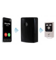UltraPIR 3G GSM Alarmgerät mit Gummischutz