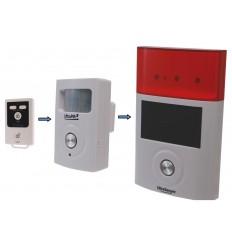 UltraPIR 3 G GSM Alarmgerät mit Außensirene