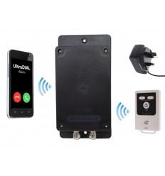 UltraDIAL 3G GSM diskretes  Alarmgerät mit Netzteil