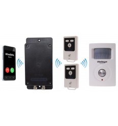 UltraDIAL 3G GSM Alarmgerät mit 1x BT PIR