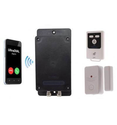 UltraDIAL 3G GSM Alarmgerät mit Türalarm