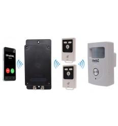 UltraPIR 3G GSM Alarmgerät