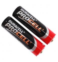 2 x AA Batterien