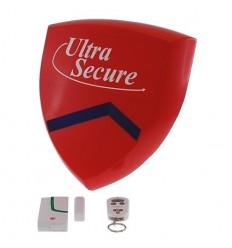 Magnetkontakt außen & Funksirene Smart Alarm