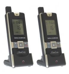Handgerät-zu-Handgerät Funksprechanlage Ultracom mit 600 Metern Reichweite