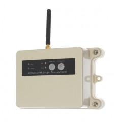 Signalverstärker für die solarbetriebenen Lichtschranken
