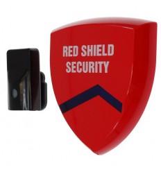 Außen-PIR & Funksirene Smart Alarm