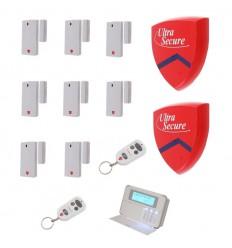 Tierfreundliches Funk-Alarmsystem mit Wählgerät Smart Alarm